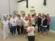 Zumba and Zumba Gold classes with Debs