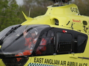 Air Ambulance Needingworth 21/4/12