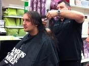 B&Q Head Shave