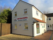 Grand Opening of New VetSavers Spalding Building by Lord Taylor of Holbeach Envi