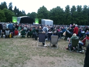 Status Quo live at Thetford Forest