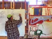 Artists open day in Walcott