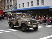 Australians celebrate their war veterans for Anzac Day