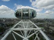 The London Eye celebrates its tenth anniversary