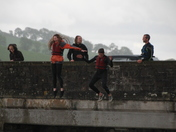 Bideford long bridge jumpers