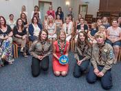 Military Wives Choir gain surprise honour