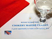 Wendy's Cookery Master Classes