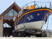 Exmouth Life Boat station