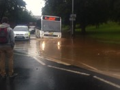 Exmouth Flood - Bus (MUST SEE)