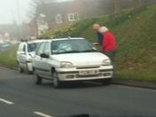 Car Crash - Exmouth