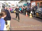 Sidmouth pancake races