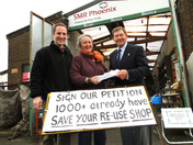 South Molton supermarket petition