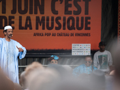 Celebration of the 'Fête de la musique 2010' in Paris