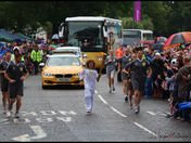 Olympic Torch Relay, Stevenage