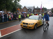 Torch Relay - Stevenage