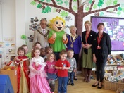 Mayor attends relaunch of Acorns Preschool
