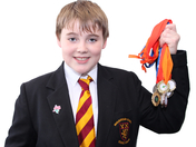 Marlborough student gets Gold!