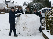 Giant Snowball