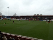 Stevenage Vs Preston NE