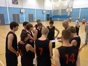 Basketball Junior Central Venue Competition results