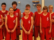 Royston Junior Basketball Competition