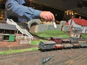 chiltern model railway exhibit