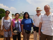 First Group Tour to Sri Lanka by Members of Letchworth Buddhist Meditation Centr