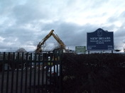 New Briars School being demolished