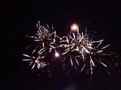 Hatfield House Fireworks Display