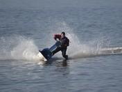 Jet ski Bank holiday Monday