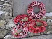 Upill Church War Memorial.