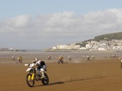 beach Race in View.
