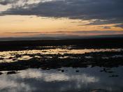 Layered Sunset.