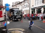 The Criterion Lorry Pull.