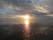 One sunset...six shots.