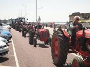 Vintage Tractors Tropicana.