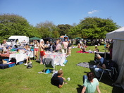 Clarence Park Community Fayre.