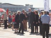 HRH The Duke of Kent Visits RNLI.