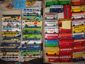 Toy,Train and Model Collectors Fair.
