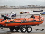 Lifeboat Launch.
