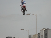 Freestyle Motocross Action