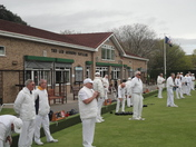 Clarence Bowling Club.Captains Day.