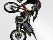 Pro Nationals Bike Stunts