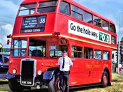 Weston-S-Mare Bus Rally