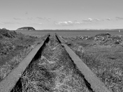 Brean Down Road to Nowhere