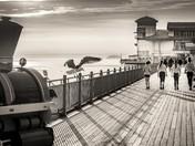Pier Life (Spring)