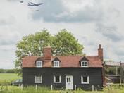 Queen's 90th Birthday Flypast, Blackmore, Essex