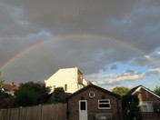 Rainbow over Ilford