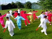 Tai Chi at Fairlop Waters Country Park