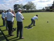 Try Lawn Bowls... with The Hainault Bowls Club